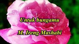 Gambar cover Untuk bungamu by M. Ireng Mashabi