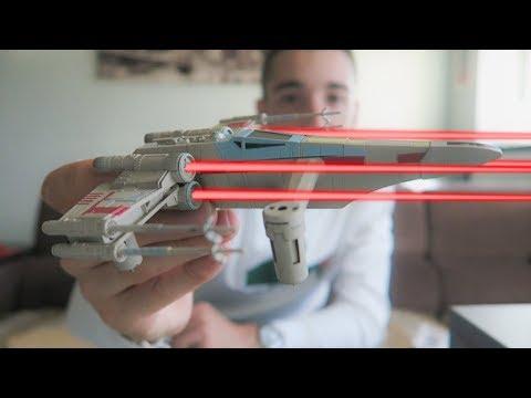 J'AI REÇU UN DRONE DE COMBAT STAR WARS !