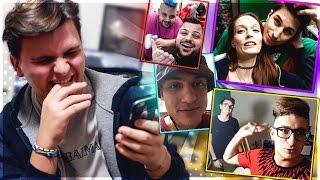 TROLLARE GLI YOUTUBERS AL TELEFONO/WHATSAPP - SCHERZO EPICO FINITO BOH thumbnail