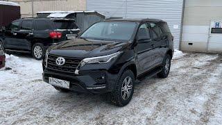 Разберем новый Toyota Fortuner 2021- Стоит ли современная Toyota своих денег?