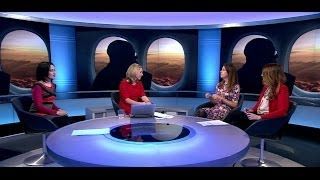 SHOULD WE USE MOBILE PHONES ON PLANES ? BBC NEWS