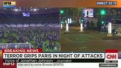 Multiple terror attacks in Paris