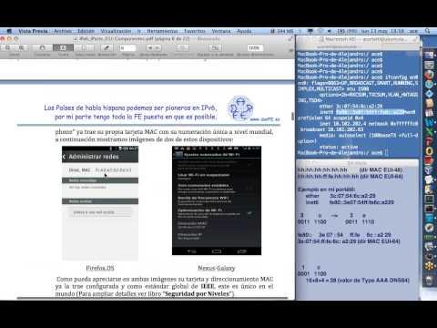 IP versión 6 (IPV6)  (Parte 01) . Sus componentes. Por Alejandro Corletti.