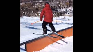 angus crossan 2014 12 years old ski edit