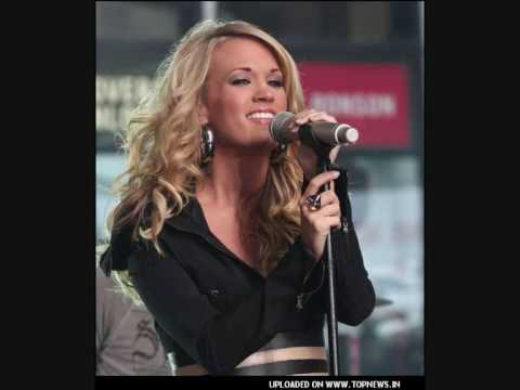 Carrie Underwood God Bless The Broken Road