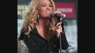 Carrie Underwood -God Bless The Broken Road