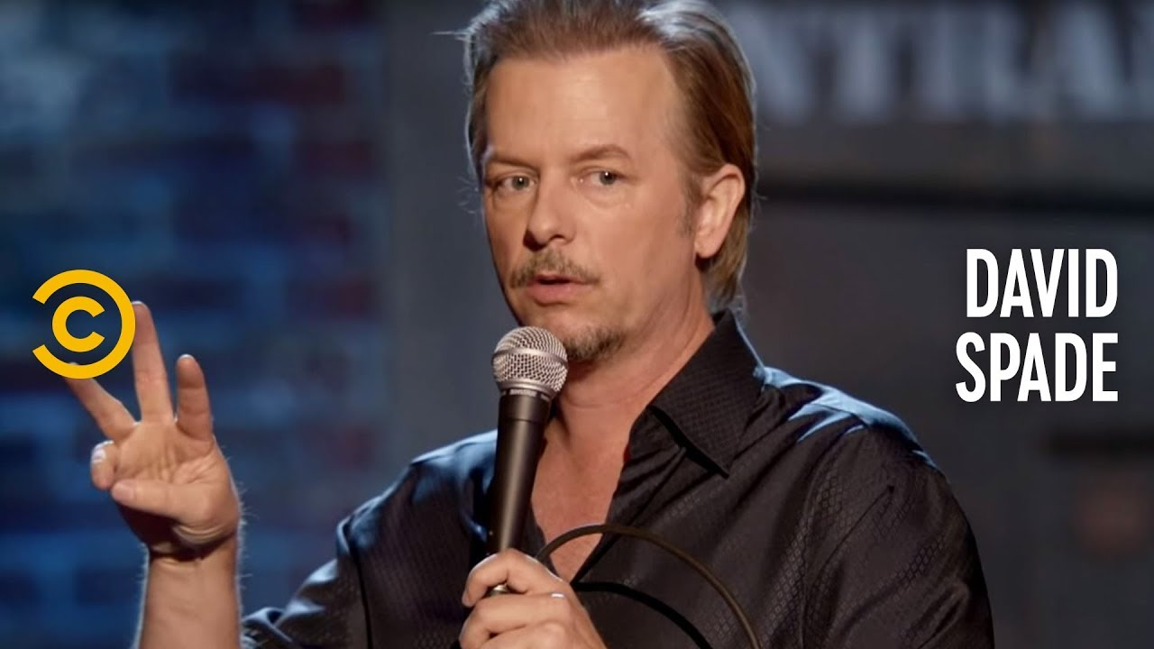 When did david spade join 8 simple rules for dating