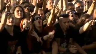 Cradle Of Filth  Nymphetamine _ Her Ghost In The Fog Live Wacken 2012