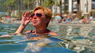 Мармарис 2021 Пляж и море Ideal Prime Beach 5 Отдых в Мармарисе 2021 Турция 2021