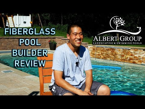 Leisure Pools Ultimate 35' - Start to Finish! | Albert Group Pools & Patios from YouTube · Duration:  14 minutes 59 seconds