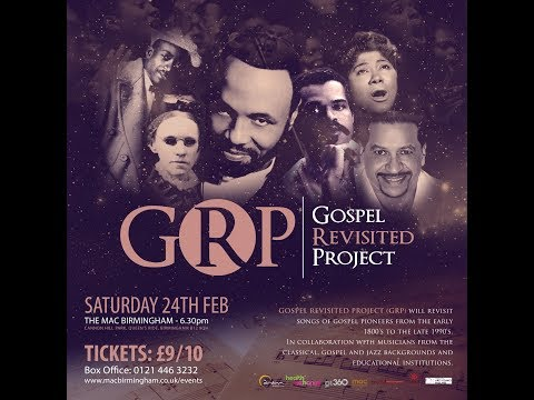 Gospel Revisited Project @ Mac 2018 liveshow pt 2