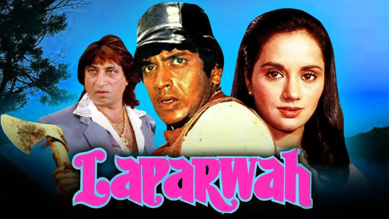 Download Laparwah (1981) Full Hindi Movie   Mithun Chakraborty, Ranjeeta Kaur, Shakti Kapoor, Iftekhar