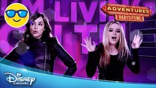 Adventures in Babysitting | Sing-A-Long: Theme Tune | Official Disney Channel UK