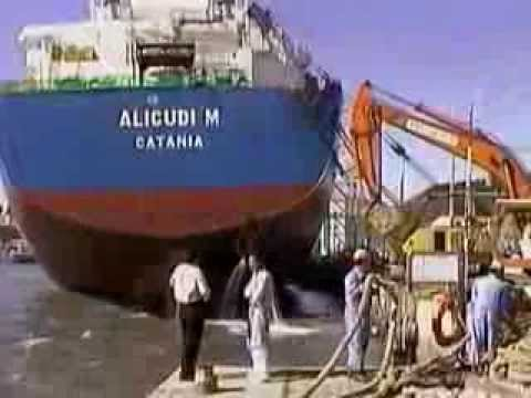 THE ALICUDI M SALVAGE