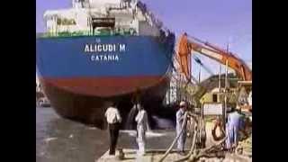 THE ALICUDI M SALVAGE