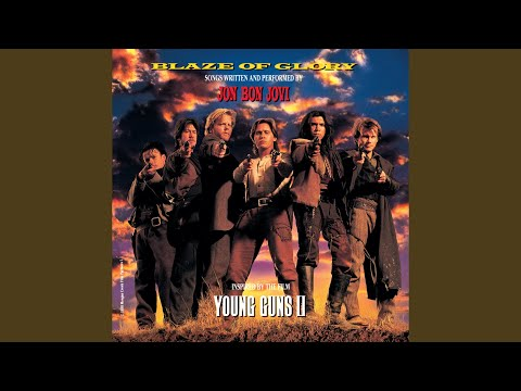 "Blaze Of Glory (From ""Young Guns II"" Soundtrack)"