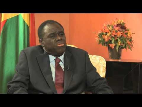 Interview de Michel Kafando, Président de transition du Burkina Faso