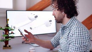 Vyplatí se nové Apple AirPods? A jaká vylepšení přinášejí? [4K]