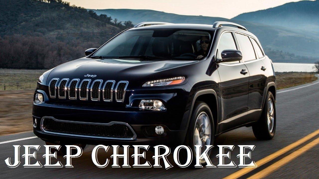 2017 Jeep Cherokee Srt Xj Sport Review Engine Interior Specs Reviews Auto Highlights