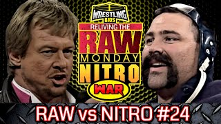 "Raw vs Nitro ""Reliving The War"": Episode 24 - March 11th 1996"