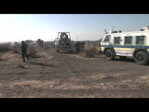 New Marikana Footage