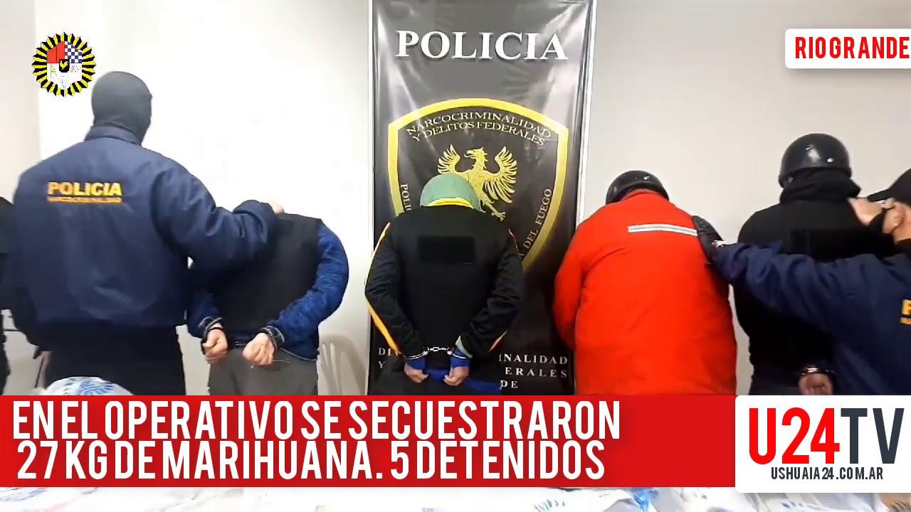 Pandemia Verde: El operativo en Río Grande contra el narcotráfico