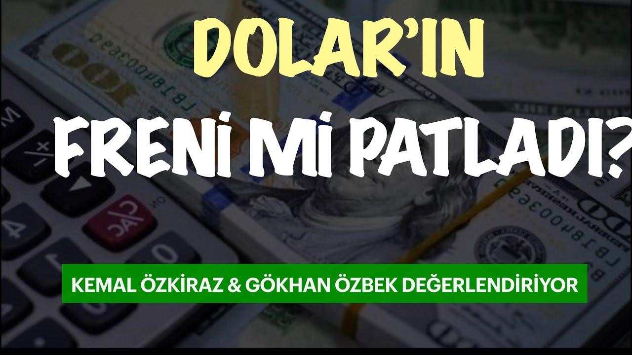Dolar'ın Freni mi Patladı?