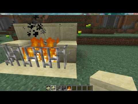 Comment Faire Une Cheminée Dans Minecraft ?