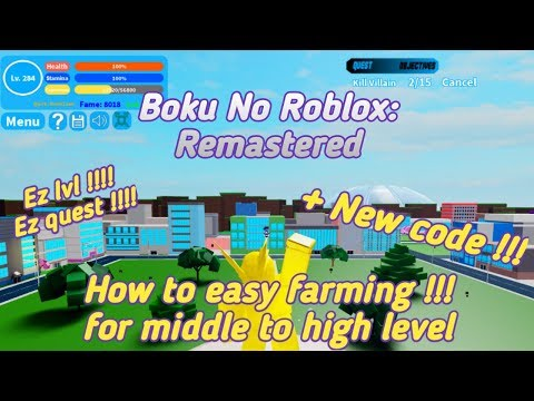 codes for overhaul boku no roblox remastered