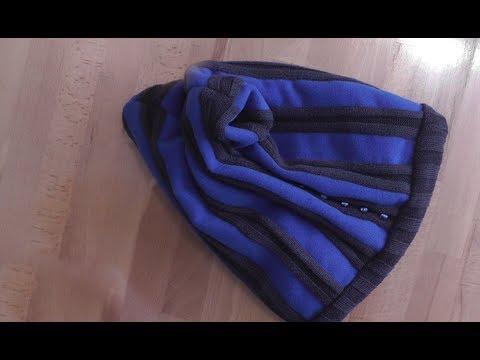 Сшить шапку женскую из драпа