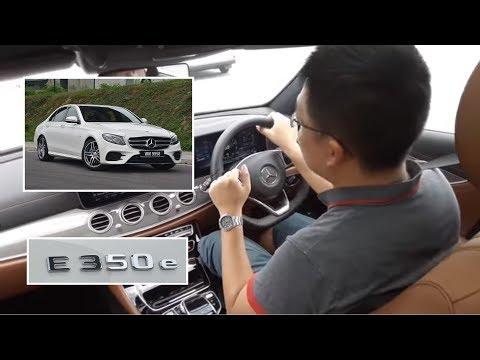Mercedes-Benz E-Class E 350 e (W213) PHEV In Malaysia - Test Drive Notes, Episode 004