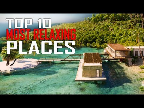 Top 10 Magical Towns To Find Peace & Calm
