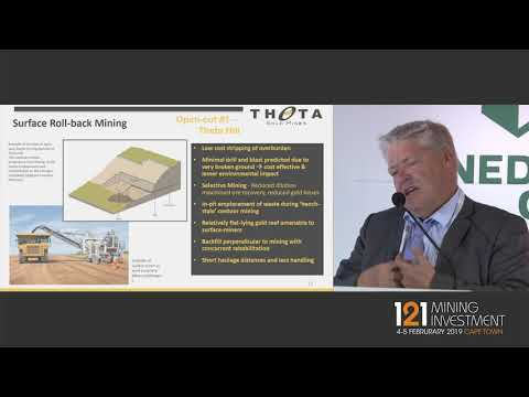 Presentation: Theta Gold Mines - 121 Mining Investment Cape Town 2019