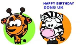DongUk   Children & Infantiles - Happy Birthday
