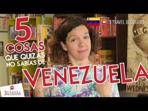 🇻🇪¡VENEZUELA 2018 HOY! 🇻🇪 ¡ BELLA A PESAR DE CRISIS ! - 5 Cosas que no sabías de Venezuela