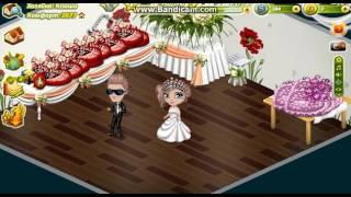 Клип аватарии:Чай вдвоём-Белое платье:D