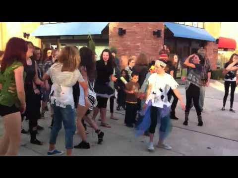 Thriller Flashmob
