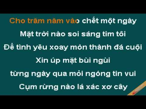 Cat Bui Karaoke - Khánh Ly - CaoCuongPro