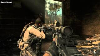 ATI HD7310 Call Of Duty-Modern Warfare 3 Gameplay