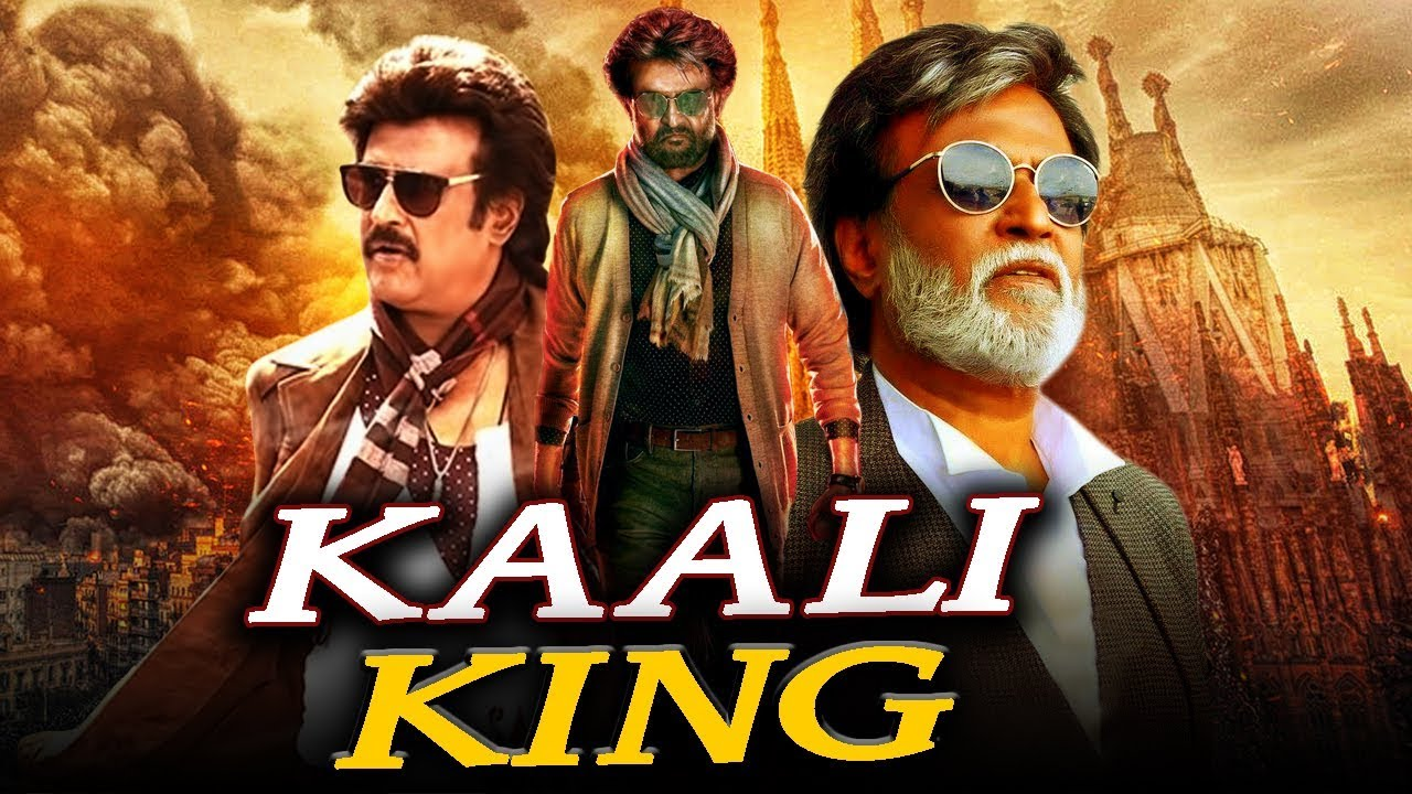 Kaali King 2019 Tamil Hindi Dubbed Full Movie | Rajinikanth, Pasupathy,  Meena