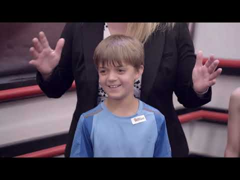 Hannah&39;s Little Brother AUDITIONS For The Team  Dance Moms  Season 8 Episode 13