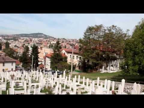 Bośnia i Hercegowina 2013 (27) Sarajewo (08) groblje Alifakovac
