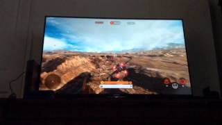 PLAYING BATTLEFRONT BY TRIALS FUSION