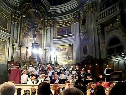 Jingle Band , Choeur d'enfants de l'Opera de Nice