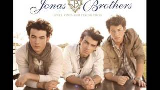 Jonas Brothers- Don't Charge Me For The Crime Lyrics