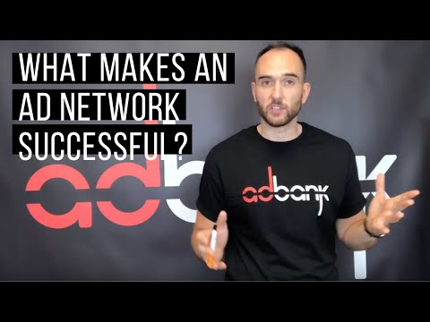 What Makes An Ad Network Successful?