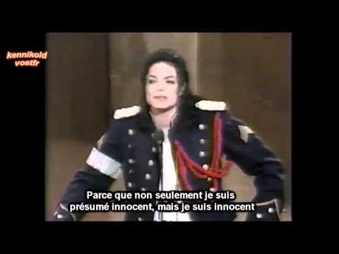 Michael Jackson - NAACP Image Awards 1994 (Sous titres francais)
