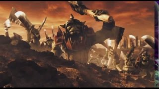 Warhammer 40,000: Dawn Of War - Intro Cinematic Trailer