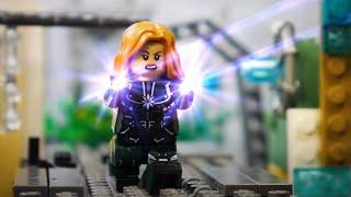 Marvel Serisi - Captain Marvel LEGO #6
