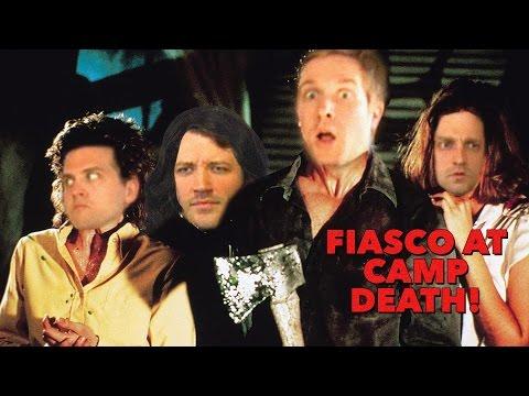 FIASCO AT CAMP DEATH! - FIASCONAUTS 1